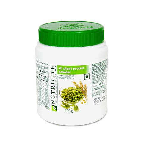 u protein powder amway nutrilite all plant protein powder 500g available at