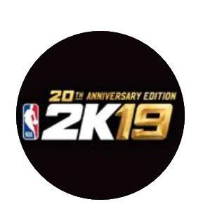 nba 2k19 logo is released off topic 2k gamer