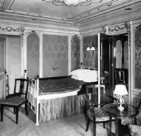 Titanic 1st Class Bedrooms by Photo Of One Of The Class Rooms Of Section B Rms