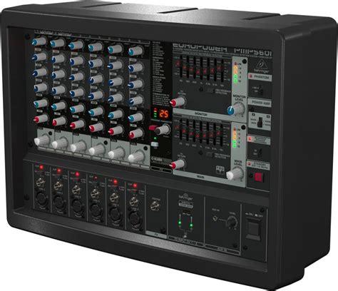 Mixer Merk Behringer behringer pmp560m europower keymusic