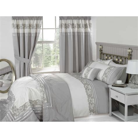 Bed Cover Set Tommony Elegance chantilly duvet set tj hughes
