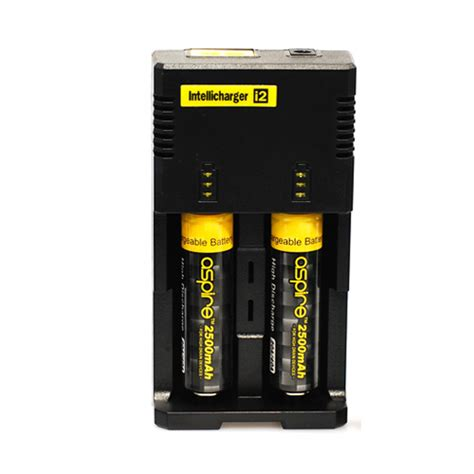 Charger Baterray Nitecore Um10 For 18650 Vape Vapor Vaping nitecore intellicharger i2 dual 18650 battery charger vapor4life