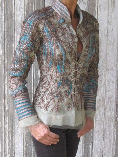 desain blazer batik 663 best images about love batik on pinterest fashion