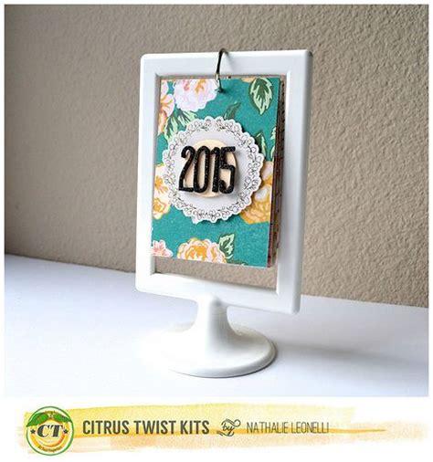ikea calendar ikea tolsby frame made into a desktop calendar cadre