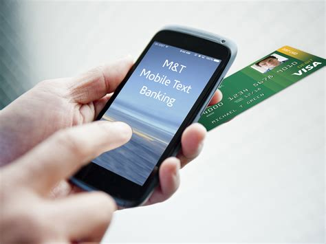 in bank mobile enroll in mobile text banking m t bank