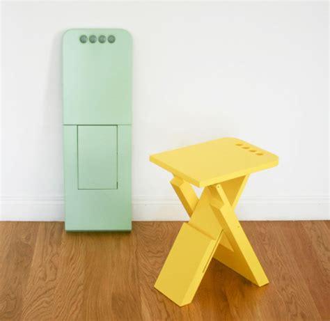 comfort milk green poop sgabo folding stool shoebox dwelling finding comfort