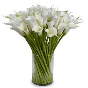 calla lily arrangement new growth designs