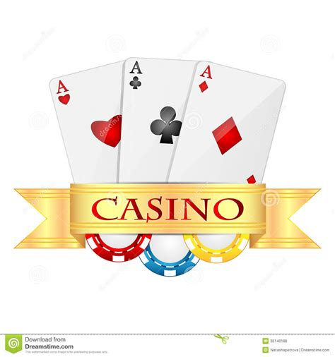 Objects For Gambling Royalty Free Stock Photos   Image: 35140188