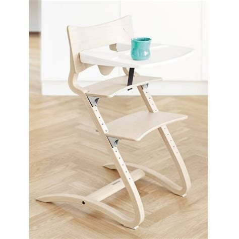 Tray For Chair by Leander Tray For High Chair White
