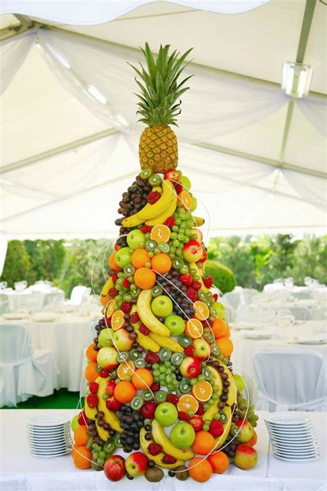christmas fruit salad food pinterest