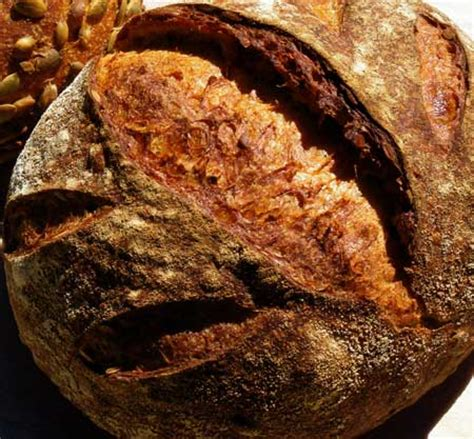 Carrot And Pumpkin Seeds Sourdough Bread sweet potato sourdough word bread day world food day