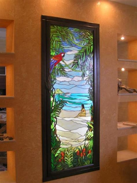 Decorating With Stained Glass by 25 Modern Ideas To Use Stained Glass Designs For Home