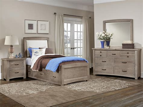 Vaughan Bassett Bedroom Set by Vaughan Bassett Transitions Bedroom Olinde S