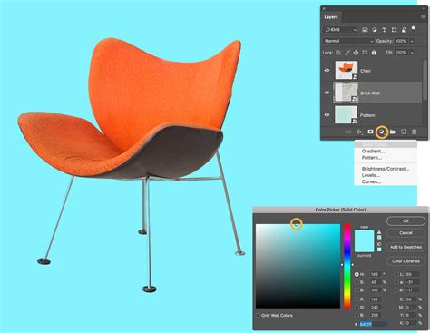 add color how to add color with fill layers adobe photoshop cc