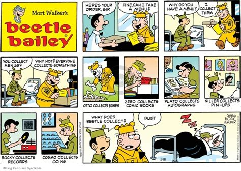 beetle bailey beetle bailey collection comics and the cartoonist
