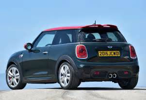 Mini Cooper Jcw 0 60 2015 Mini Cooper S Cooper Works Specifications