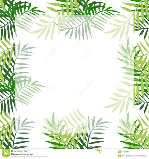 Free Leaf Border Template Theleaf Co Leaf Border Template