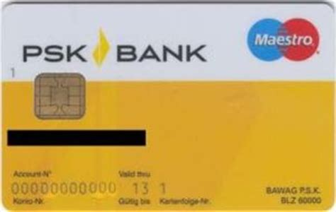 bawag psk bank k my debit card pictures