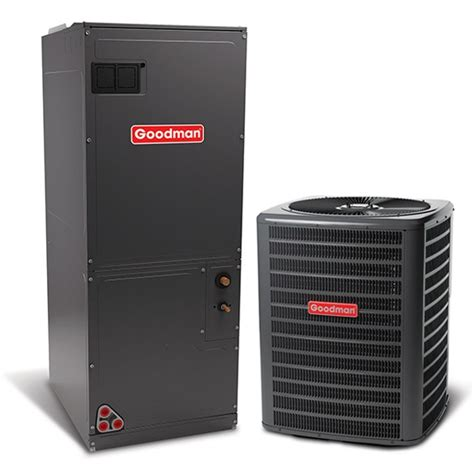 5 ton central air conditioner 3 ton goodman 15 seer central air conditioner system