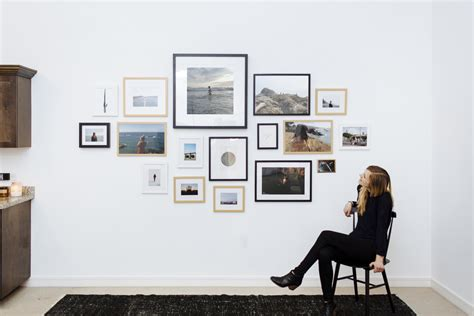 how to do a gallery wall how to create the perfect gallery wall mountary