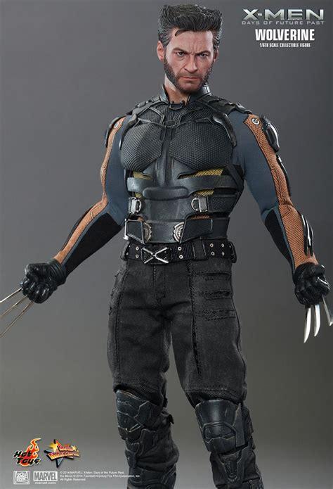 Deadpool X Apocalypse Days Of Future Past Wolverine Kaosraglan 6 toys 1 6 marvel days of future past mms264