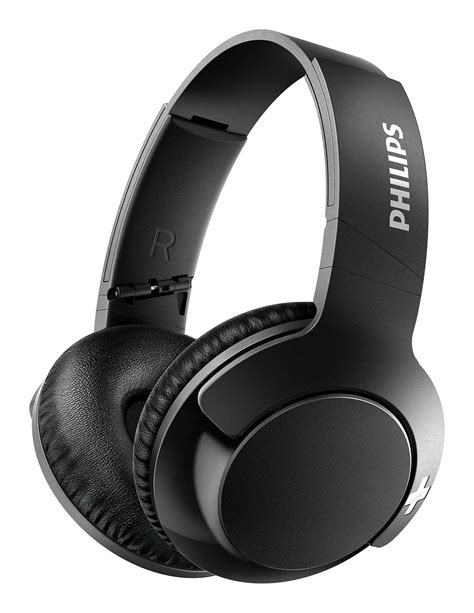Headset Bluetooth Philips bass bluetooth headset shb3175bk 00 philips