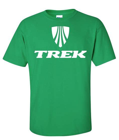 Logo Trek T Shirt trek bicycle logo graphic t shirt supergraphictees