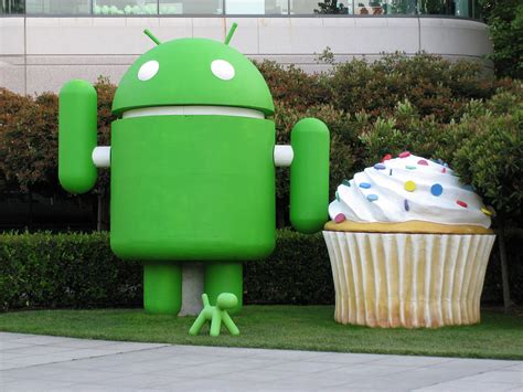 android cupcake android cupcake to kitkat the inspiration room