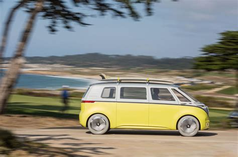 volkswagen buzz price volkswagen to put microbus inspired id buzz electric car
