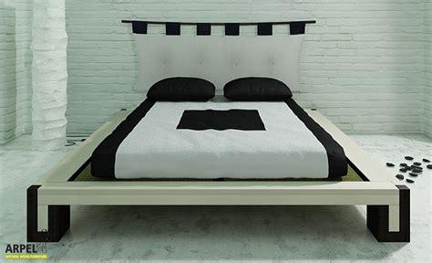 testata futon come arredare la da letto con mobili bicolore foto