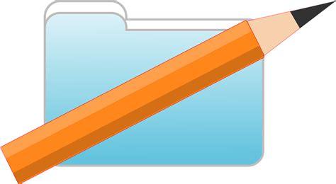 imagenes de utiles escolares gratis vector gratis carpeta l 225 piz 218 tiles escolares imagen