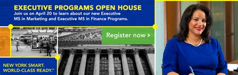 Baruch College Mba Open House by Baruch College The City Of New York Cuny