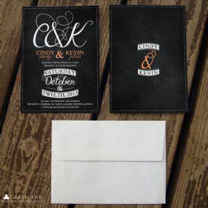 invitations front back | wedding invitation ideas