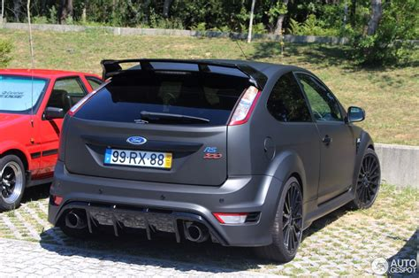 2019 Ford Focus Rs500 by Ford Focus Rs 500 25 Agosto 2017 Autogespot