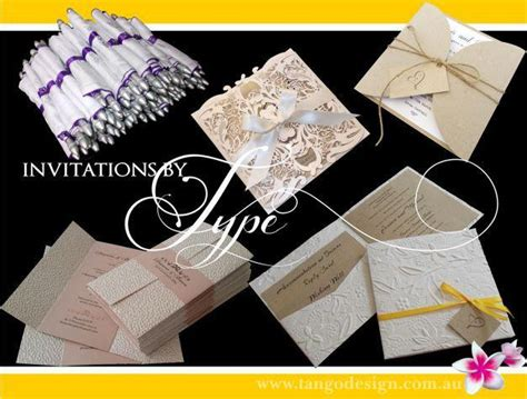 Handmade Wedding Invitations Australia - sle pack wedding invitations rsvp cards metallic