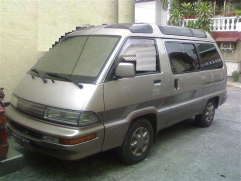 Town Toyota Toyota Town Ace Picture 10 Reviews News Specs Buy Car