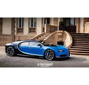 Bugatti Chiron Four Door Rendered As The Sedan CEO Wants To