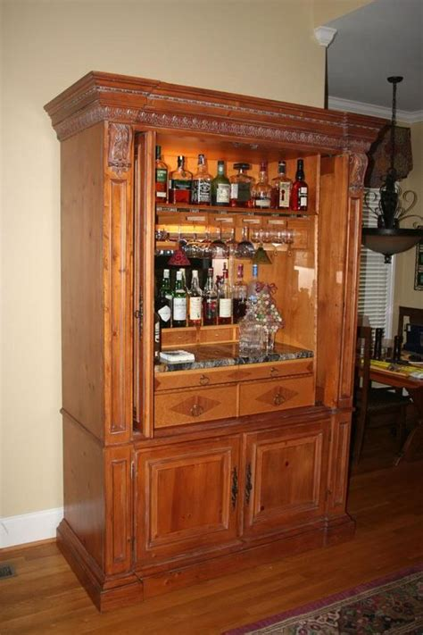 Entertainment Bar Cabinet Pinterest The World S Catalog Of Ideas