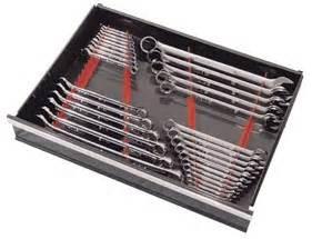 ernst wrench rack spanner organizer e6014 fixing