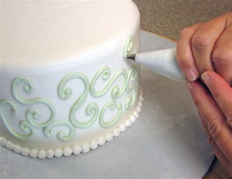 Welding Cake Decorations by Cake Decorating