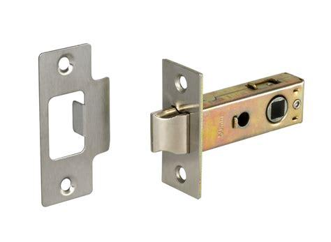 top quality bolt through tubular door mortice latch catch