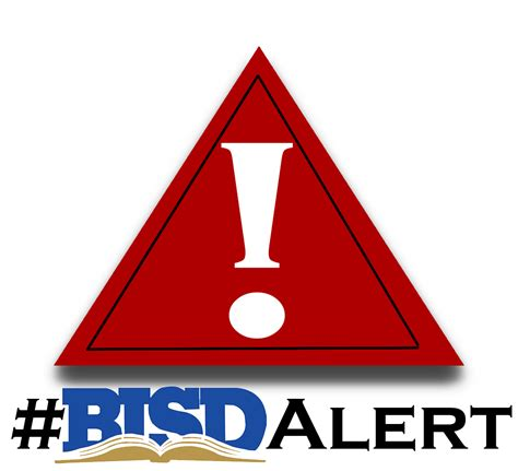 communications bisd alert