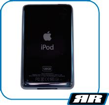 Ivue Ipod by Back Panel 120gb For Ipod Classic Rapid Repair