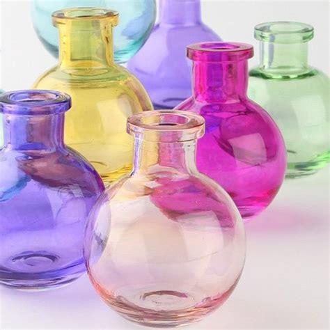 mini bud vases colored bud vases mini colored bud vases