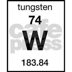 element tungsten bumper stickers car stickers decals