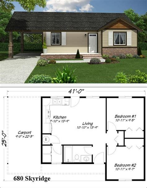 mother in law cottages cottages floor plans and floors on pinterest