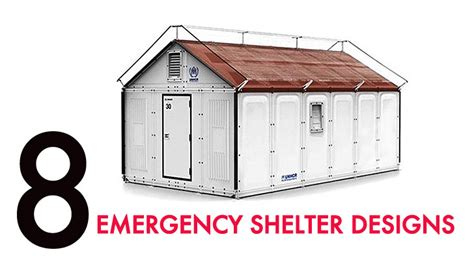 emergency section 8 housing california 8 innovative emergency shelters for when disaster strikes