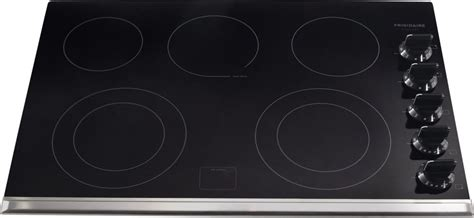 smoothtop electric cooktop frigidaire gallery gallery 30 inch smoothtop electric