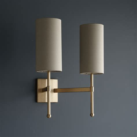 gold wall lights stem wall light with silk tigermoth lighting