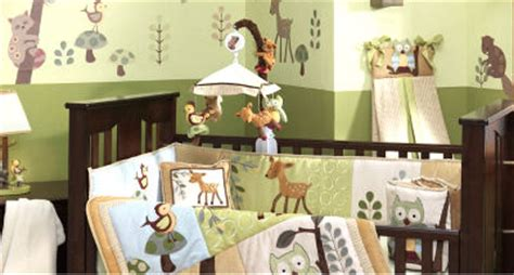 Forest Themed Crib Bedding Modern Woodland Creature Themed Nursery Ideas For Baby